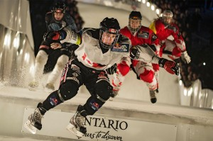 RED BULL CRASHED ICE - Reigning world champion Croxall takes Ice